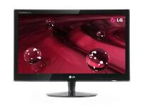Monitor (LG, Matte, 22 inch)