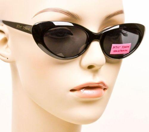 6d188f03743b Betsey Johnson Pink Cat Eye Sunglasses