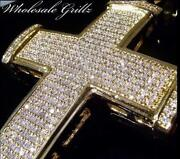 Gold Jesus Cross