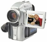 SONY DCR-PC110 DIGITAL HANDYCAM CAMCORDER