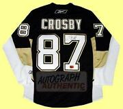 Sidney Crosby Signed Jersey