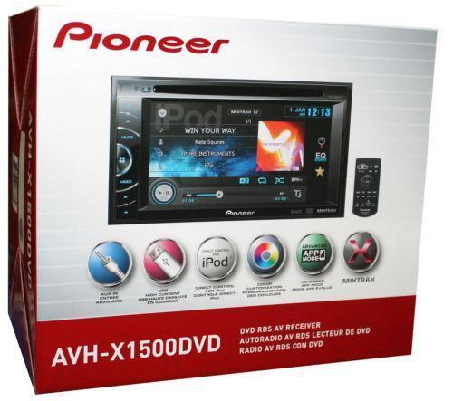 Pioneer Avh