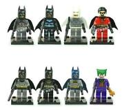 Lego Batman Minifig Lot