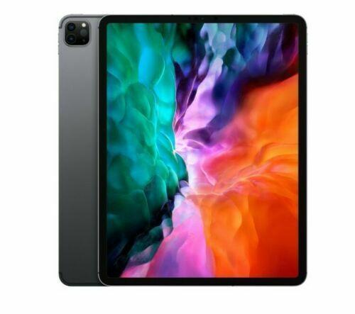 Apple iPad Pro 4th Gen. 128GB, Wi-Fi + 4G (Unlocked), 12.9 in - Space Gray