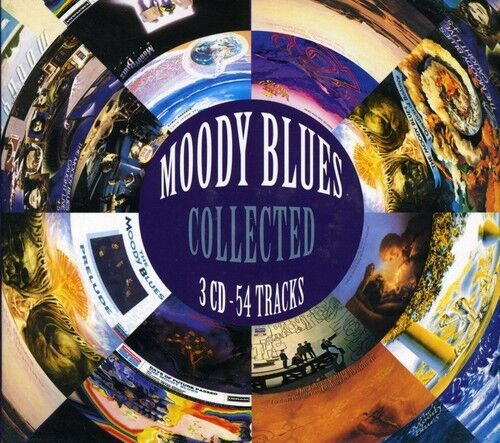 The Moody Blues - Collected [new Cd] Holland - Import