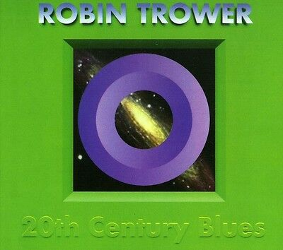 Robin Trower   20Th Century Blues  New Cd  Germany   Import