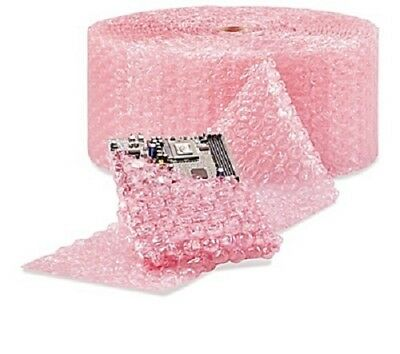 12 Large Bubble Cushioning Wrap Anti-static Roll Padding 250 X 12 Wide 250ft