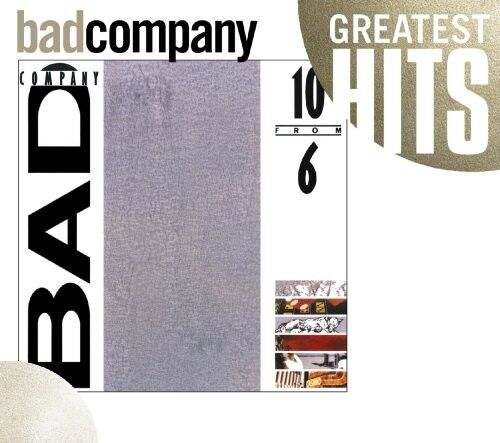 Bad Company - 10 from 6 [New CD]