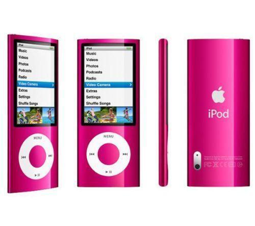 ipod nano 5th generation 16gb ebay. Black Bedroom Furniture Sets. Home Design Ideas