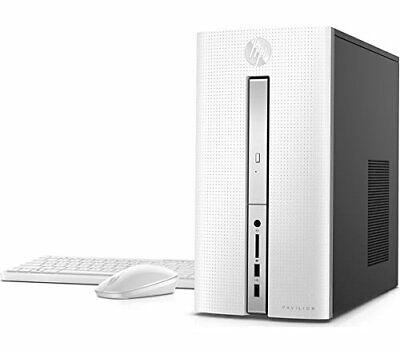 HP Pavilion 570-p088na Intel Core i7-7700 3.6 GHz 16GB RAM, 3TB +128GB