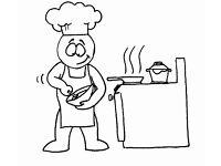 Cook needed for Household (Reading/Tilehurst)