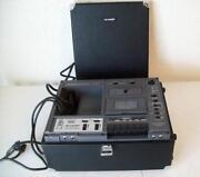 Sharp Cassette Player