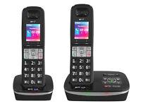 BT8500 TWIN DIGITAL CORDLESS ANSWER PHONE WITH CALL GUARDIAN / ADVANCED CALL BLOCKER