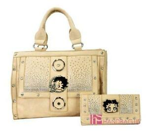 61d768f66a Betty Boop Large Purse