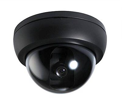 CNB D192-0S 600 TVL Analog Indoor Mini Dome Security Camera 3 Axis Support Black Axis Camera Support