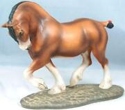 Franklin Mint Horse