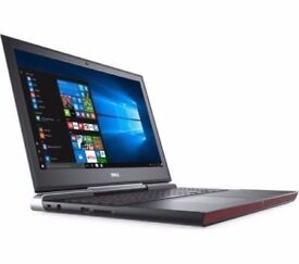 DELL INSPIRON 15 7566 GAMING LAPTOP 15.6 16GB Intel QuadCore i7 6700HQ SSD HDD with dell warranty