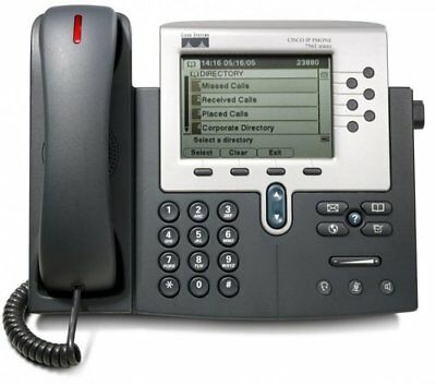 Cisco 7900 Series Ip Phone- Cp-7961g