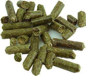 Alfalfa Pellets/straw pellets