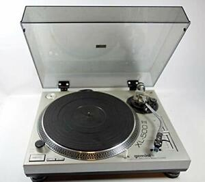 Gemini XL500II Direct Drive Turntable with Pitch Control