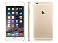 USED iPhone 6 16GB Gold/White o2 network