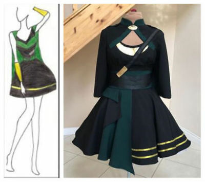 NEW The Avengers Loki cosplay costume - Costume Loki