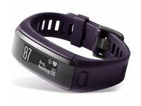 New Garmin Vivosmart HR Activity Tracker & Smart Notification & Wrist HR Monitor