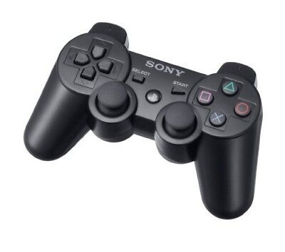 Sony Original PlayStation 3 Official Dualshock 3 Wireless Controller - PS3