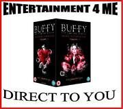 Buffy Season 1-7
