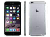 iphone 6 space grey 128GB unlocked
