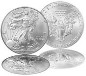 2012 1 oz Silver American Eagle Coin