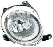 Fiat 500 Headlight