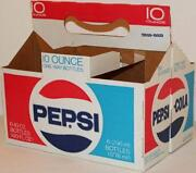 Pepsi Soda Bottle