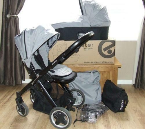 Babystyle Oyster Pearl Pushchairs Amp Travel Systems Ebay