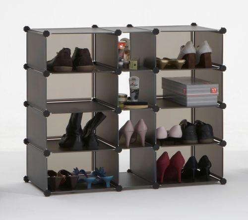 Interlocking Shoe Rack Ebay