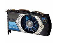 HIS Radeon HD 7850 IceQ X Turbo - 2 GB Graphic card
