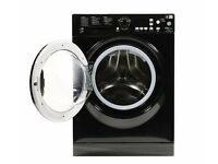 HOTPOINT WDPG9640K Washer Dryer – Black RRP £439