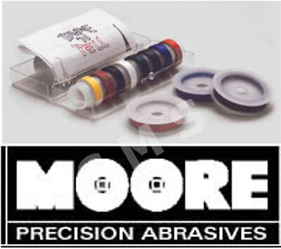 E.c. Moore Tape N Tell Surgical Instrument 8-color Adhesive Tape Assortment Usa