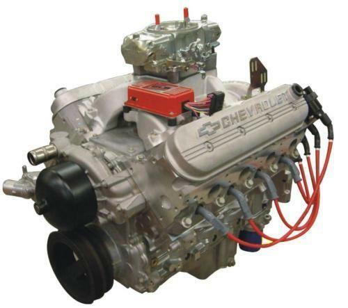 Ls1 With Heads And Cam Hp: LS1 Crate Engine