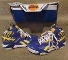 Reebok Reebok The Pump Purple Athletic Shoes for Men