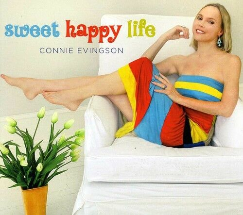 Connie Evingson - Sweet Happy Life [New CD]