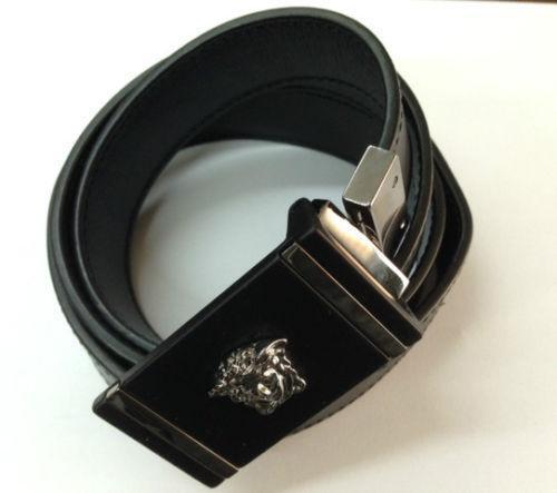7162bf378bd Versace Belt Men