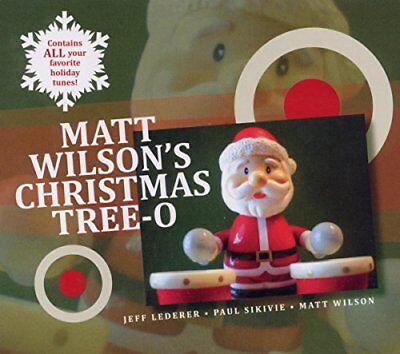 Matt Wilson - Matt Wilsons Christmas Tree-O [CD] ()