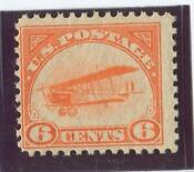 US Airmail Stamps C1