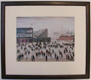 Lowry Framed