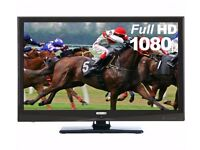 22 ''Inch LED TV / DVD Combo FULL HD with FREEVIEW Built-in