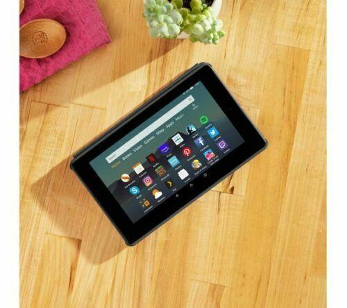 AMAZON+Fire+7+Tablet+%282019%29+-+16+GB%2C+Black
