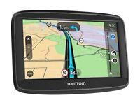 """TOMTOM Start 42 4.3"""" Sat Nav - UK & ROI Maps / NEW & SEALED"""