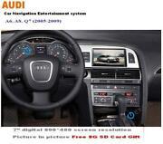 Audi A6 DVD