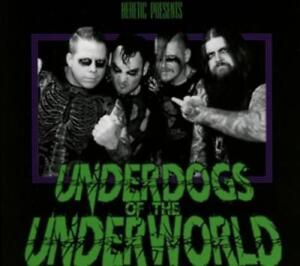 Underdogs Of The Underworld - Heretic (2016, CD NEU)